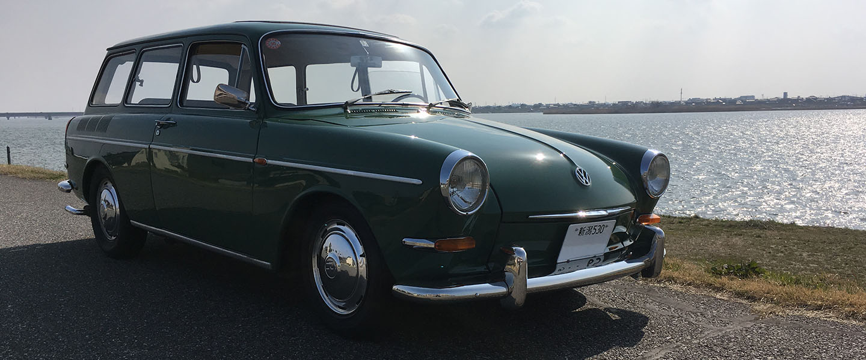 1965 VW Type-3 SQB