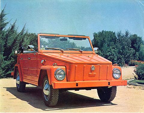 VW Type-181