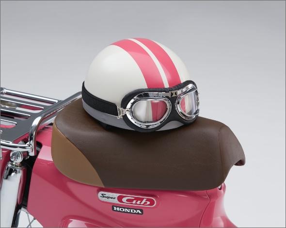 スペシャルヘルメット