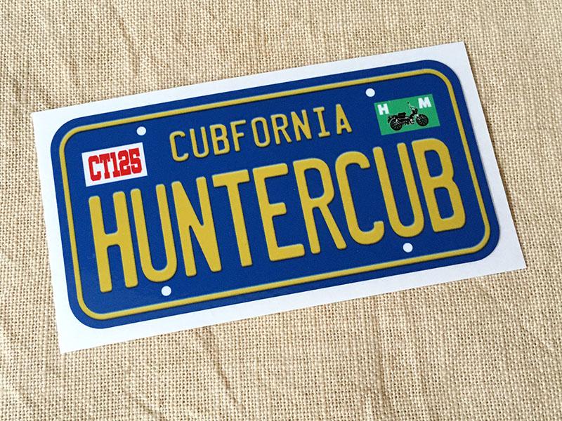 HUNTER CUB