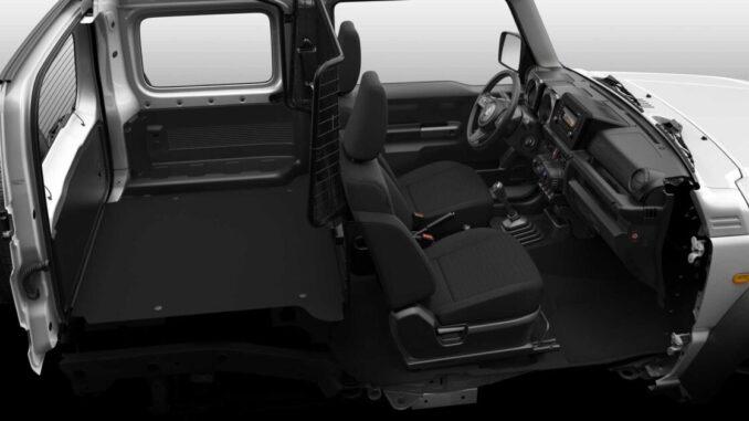 Jimny LCV
